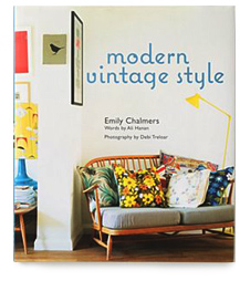 Modern Vintage Style book cover